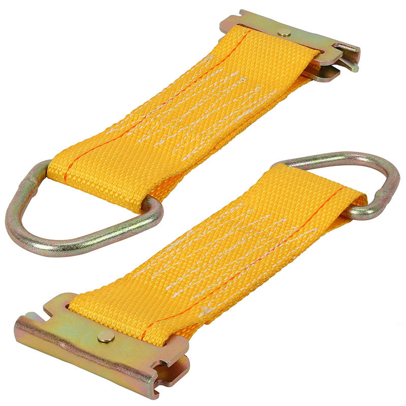 D rings  Industrial Grade E-Track Rope Tie Offs