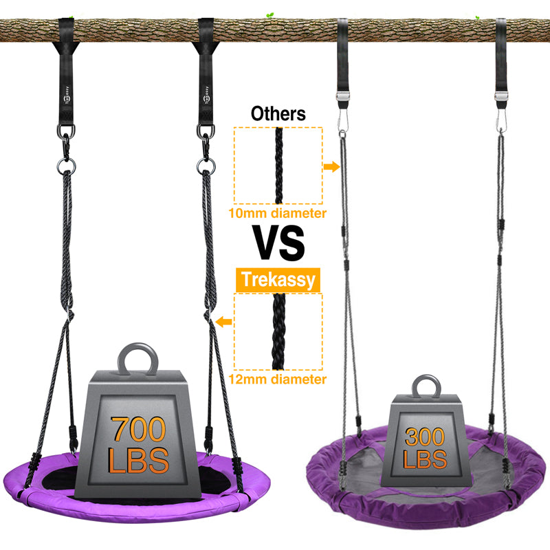 tree swing for 2 adults