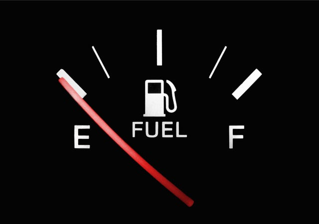 Keep Your Fuel Tank Full