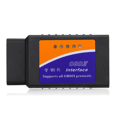 WiFi OBD2 Car Code Scan Tool, Diagnostic OBDII Scanner for Apple iOS, Android & Windows Device