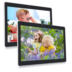 10.1'' Car Tablet Android Monitor with IPS Low Blu-ray Eye Protection Touchsreen 2MP Front Camera WIFI Bluetooth (2PCS)