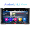 Car Stereos for Sale Universal Car Radio Android 8.1 Double Din 7 Inch Touchscreen with DVD Player GPS Navigation Bluetooth RAM: 2GB+ROM: 16GB