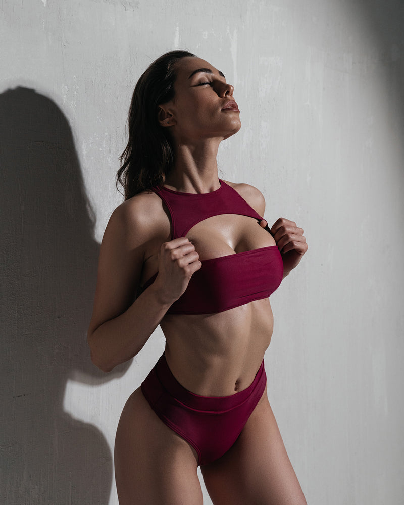 BELLA TOP  - SAGESWIM