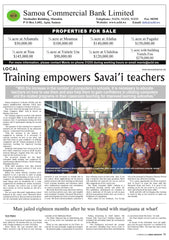 Training empowers Savai'i teachers