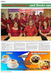 Samoa Stationery and Books opens in American Samoa - 1