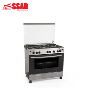 5 Burner Gas Cooker