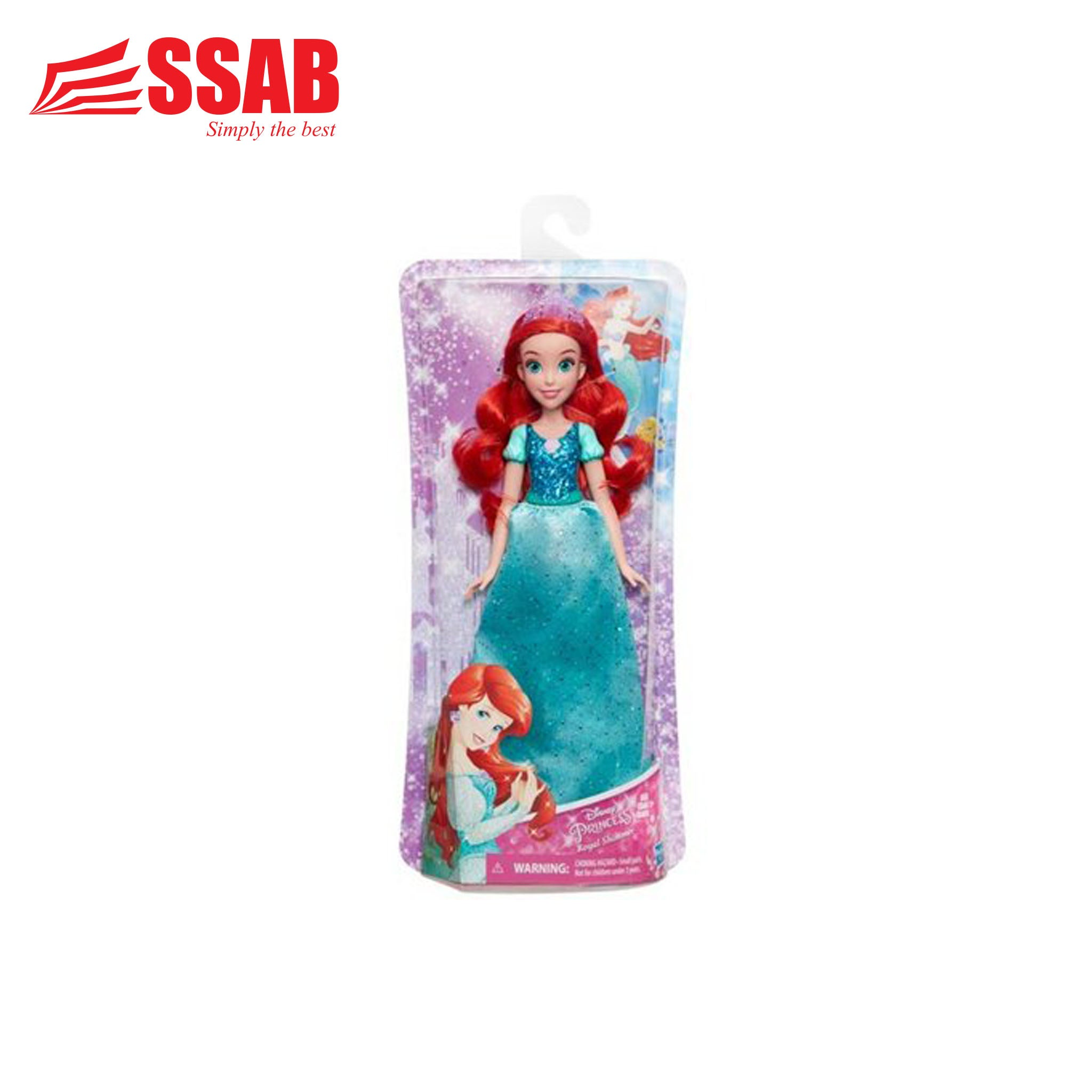 Hasbro Princess Royal Shimmer
