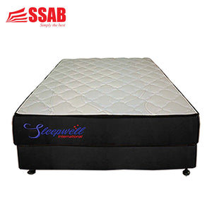 Sleepwell  Bonnell Super King Bed