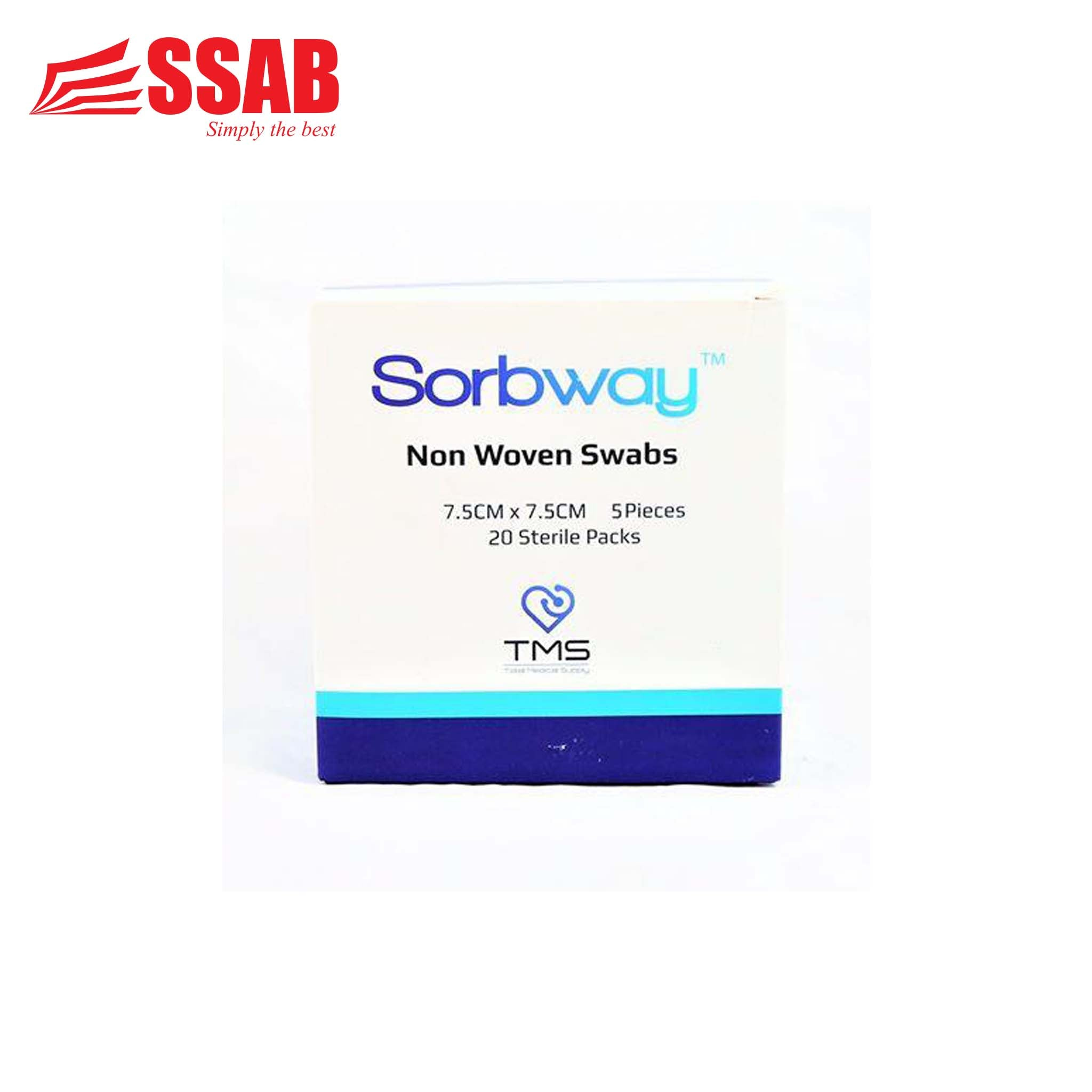Sorbway Non-Woven Swabs