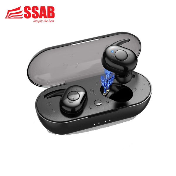 TWS-01 WIRELESS EARBUDS