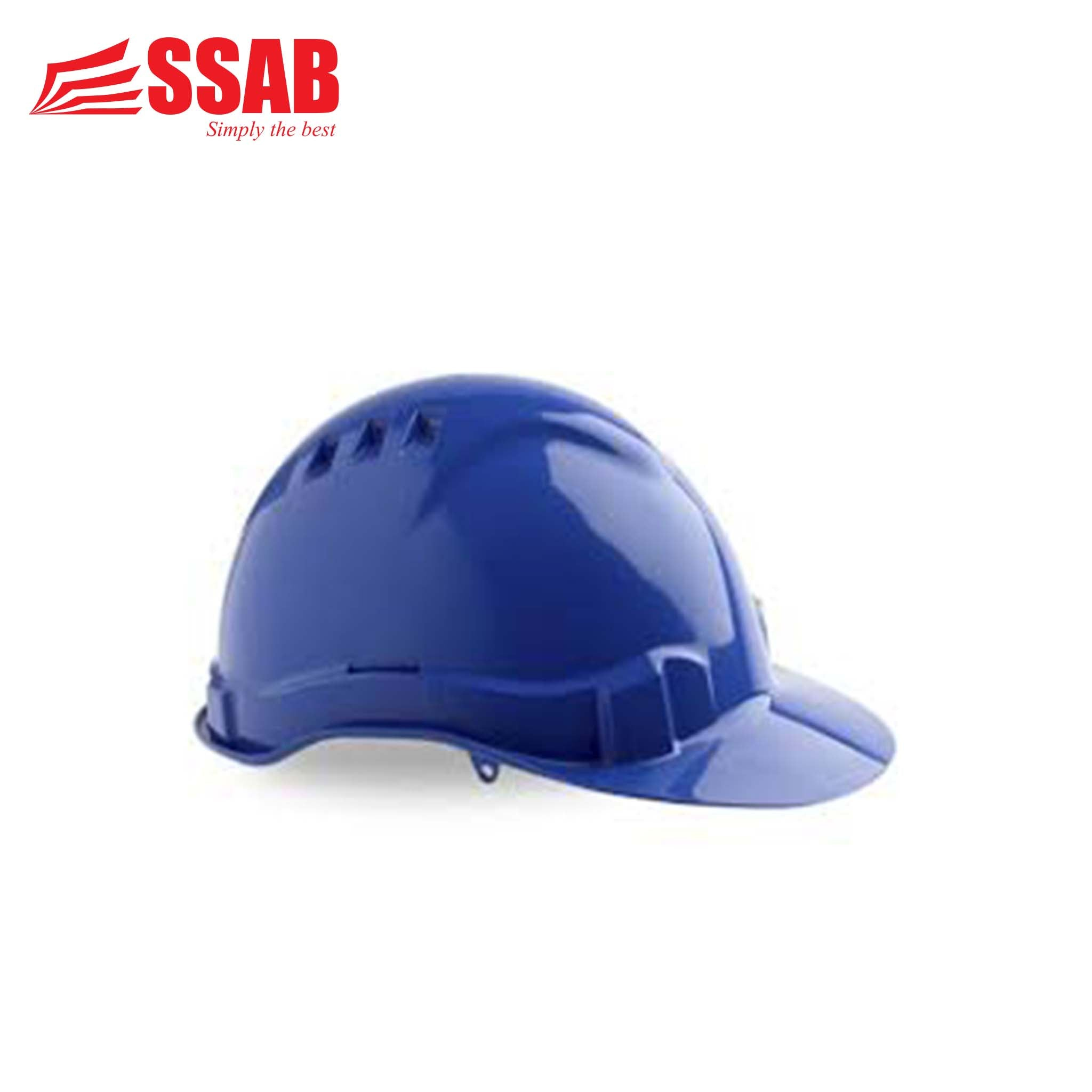 V6 Hard Hat - Blue