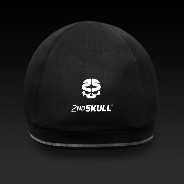 2ND SKULL® CAP|BLACK