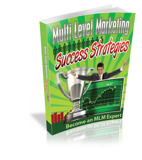 Multi-Level Marketing Success Strategies