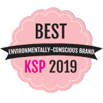 Best Environmentally Conscious Brand 2019