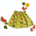 Watermelon Splash Skirt