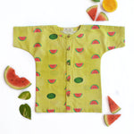 Watermelon Splash Casual Shirt
