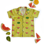 Watermelon Splash Unisex Hawaiian Shirt