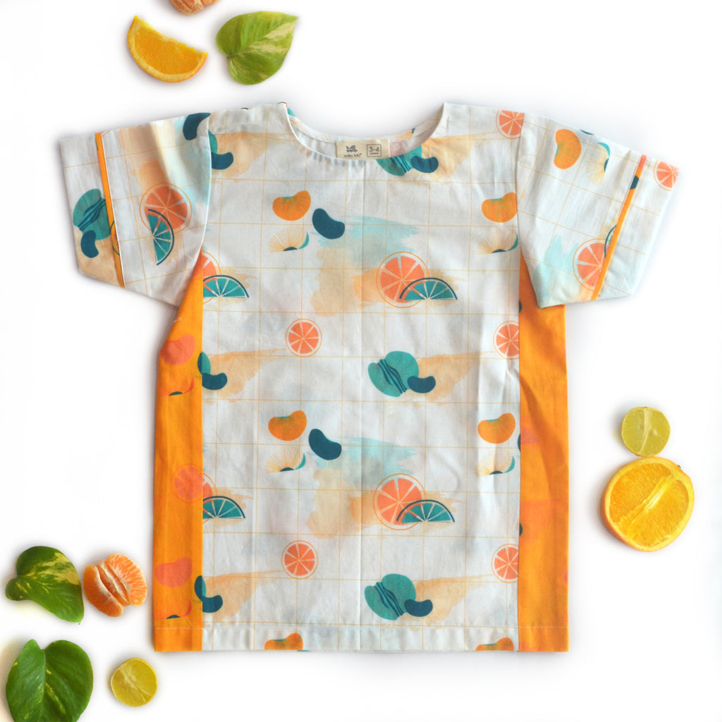 Citrus Casual T-Shirt