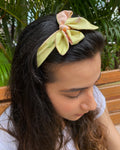 Meadow Reversible TIY Hairband