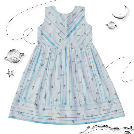 Astronaut Maxi Dress