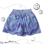 Twilight Scallop Shorts