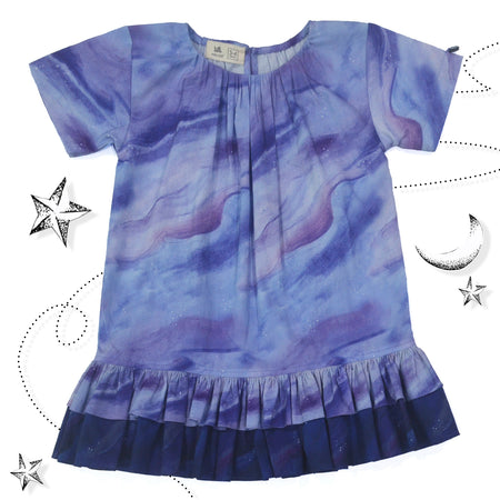 Twilight Gathered Dress