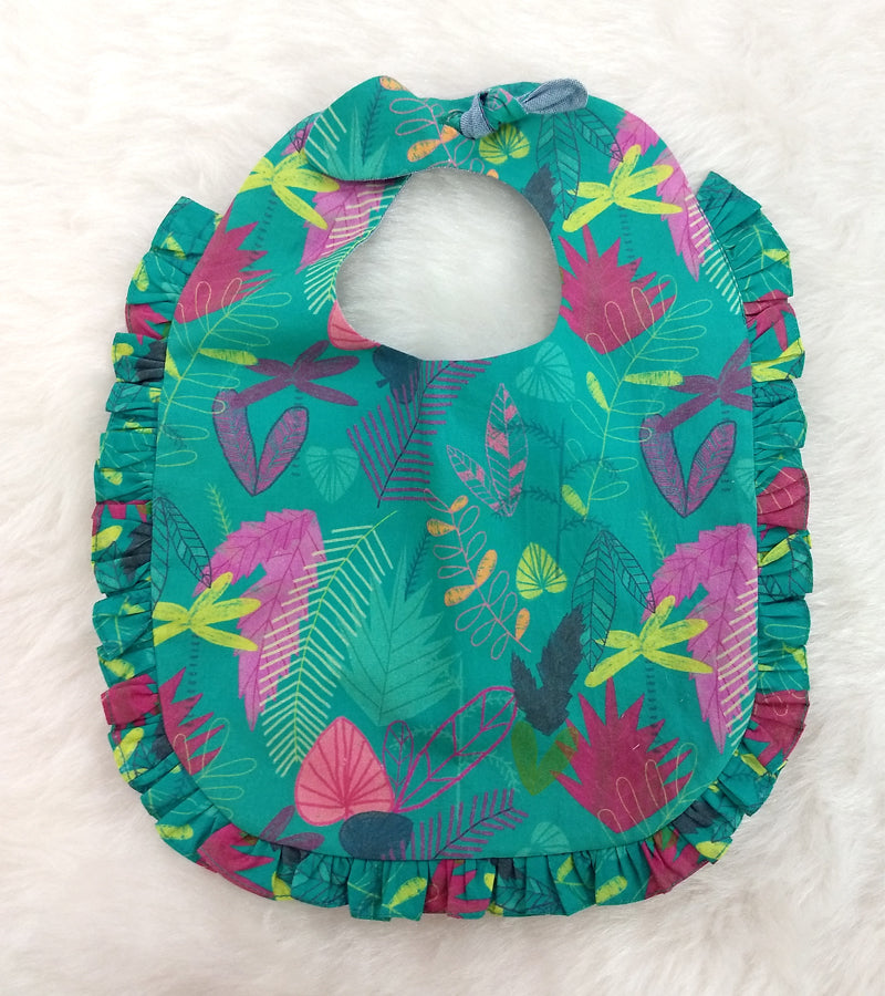Organic Cotton Knotted Bib
