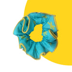 Calm Palm Upcycled Scrunchie