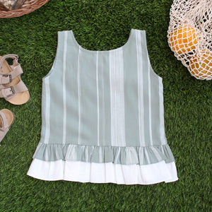 Lawn Summer Top