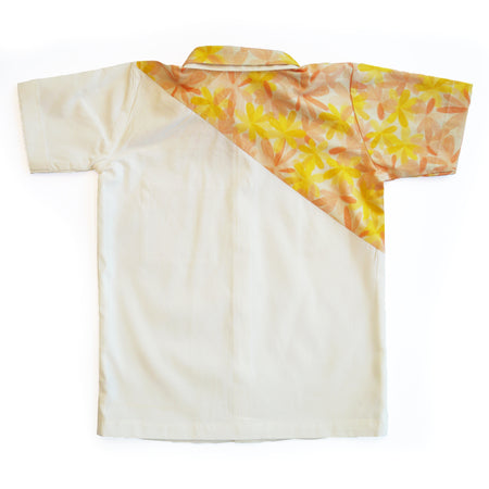 Apricot Blooms Shirt