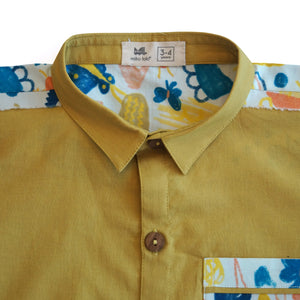 Sunshine Casual Shirt