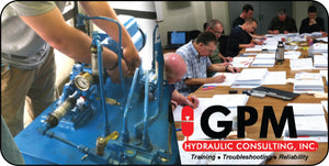 GPM Hydraulic Consulting workshop
