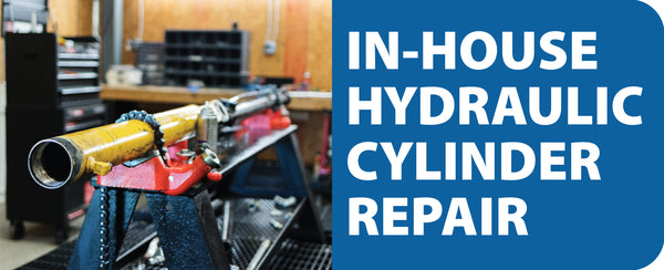 Hydraulic Cylinder Repair Charleston South Carolina