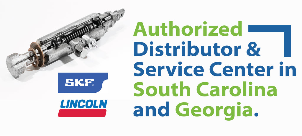 SKF Lincoln Alemite Systems and Parts South Carolina and Georgia dealers