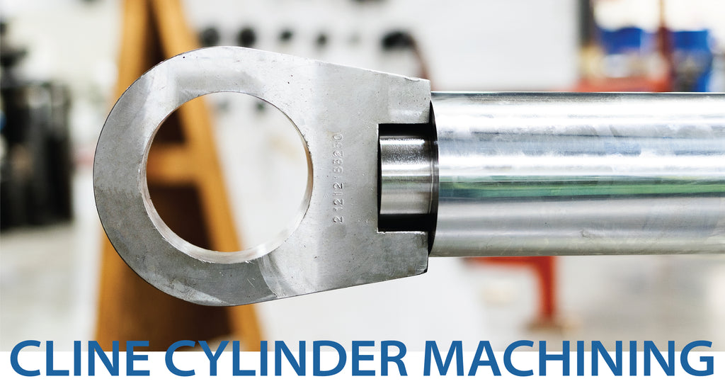 Hydraulic Cylinder Machining and Custom Cylinders