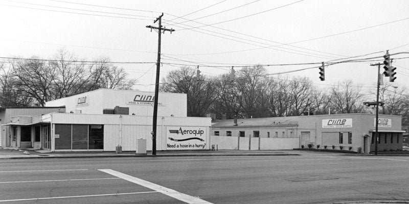 Cline Hose and Hydraulics Greenville South Carolina History