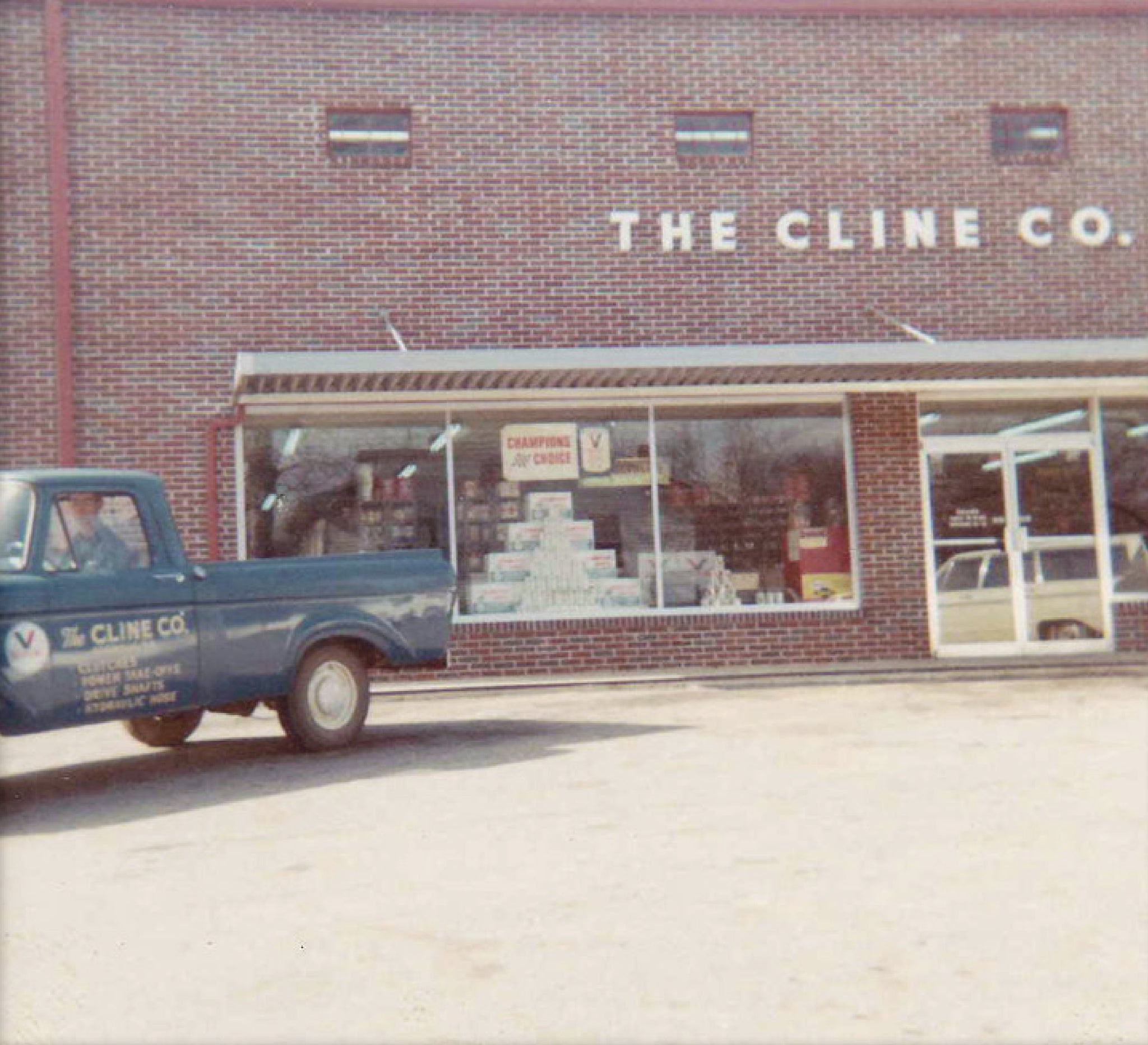 Cline Hose & Hydraulics Greenville South Carolina history