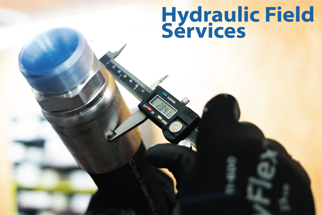 Hydraulic Field Services South Carolina, North Carolina, and Georgia