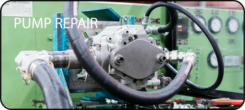 Hydraulic Pump Repair Greenville South Carolina