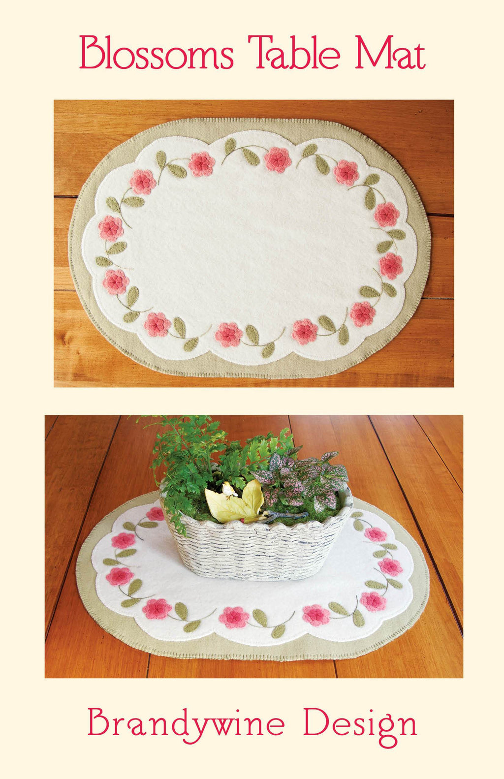 Blossoms Table Mat