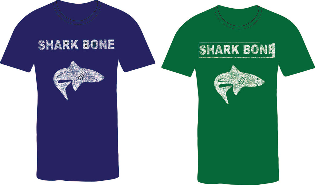 Shark Bone. Wanker of the Sea Graphic Tee Shirt, t shirt, Nikos Nicolaou 3 Headed Dog, Menswear