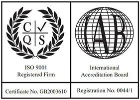 Certified Quality Systems - ISO