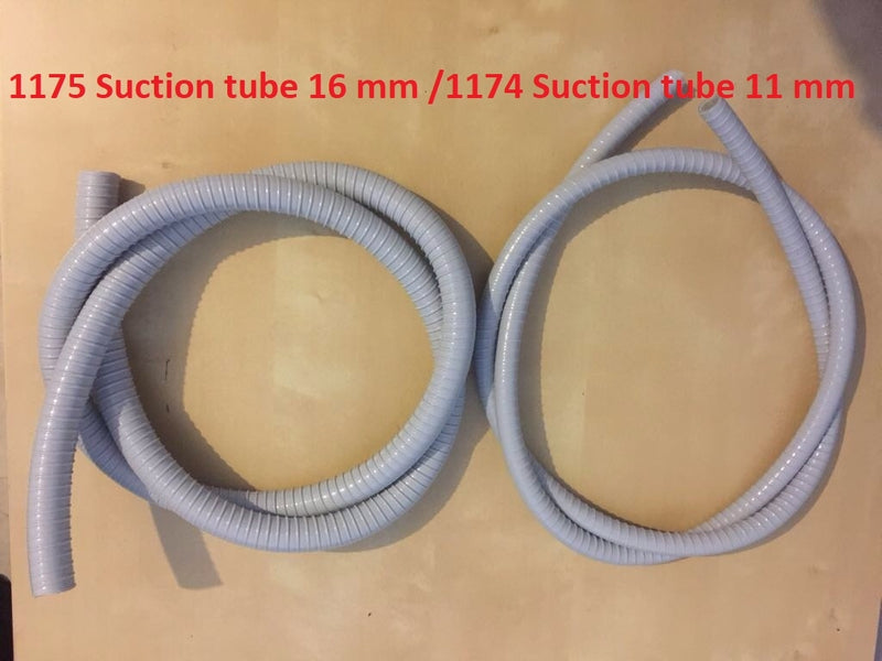 Corpus Vac Maxi Suction Hose 10mm - 1 Metre