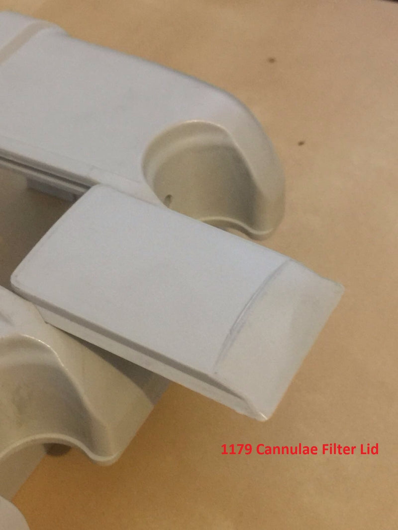 Corpus Vac Maxi Suction Cannulla Filter Lid