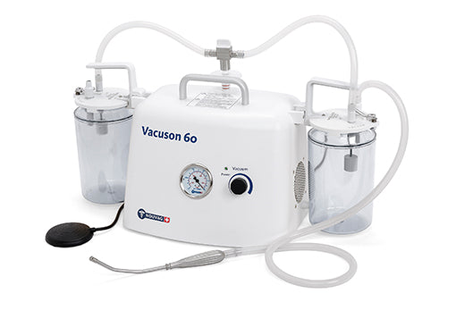 Nouvag Vacuson 60 Suction Pump