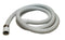 Small Suction Tubing 11mm - Grey 1.8m