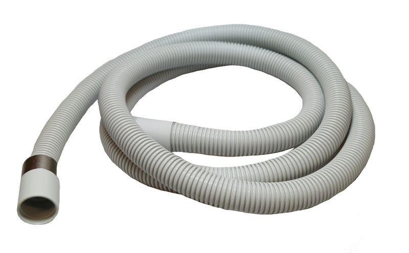 Large Suction Tubing 17mm - Grey 1.8m