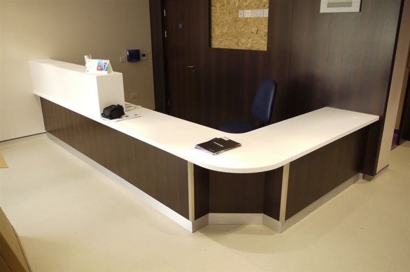 Modwood Reception Desks