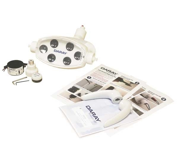 Daray Excel LED Dental Light Upgrade Kit