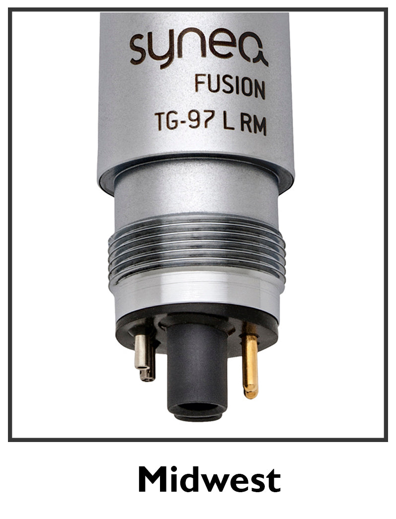 W&H TG-97 L Synea Fusion Turbine Handpiece - Optic